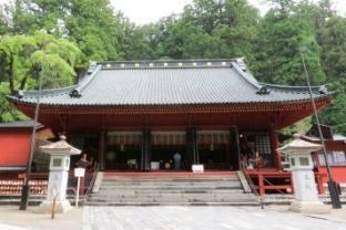 男体山・日光二荒山神社